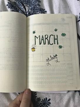Bullet Journal #2