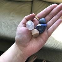 Brassy Lassy Semi Precious Stone Haul